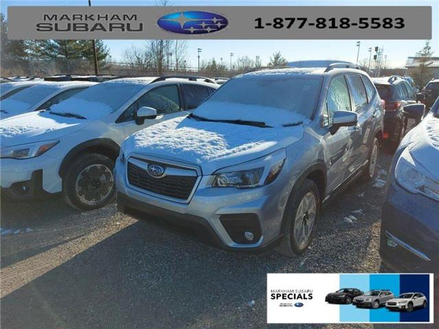 2021 Subaru Forester Touring (Stk: M-9860) in Markham - Image 1 of 2