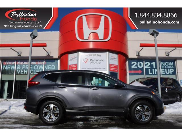 2018 Honda CR-V LX (Stk: U9837) in Sudbury - Image 1 of 31