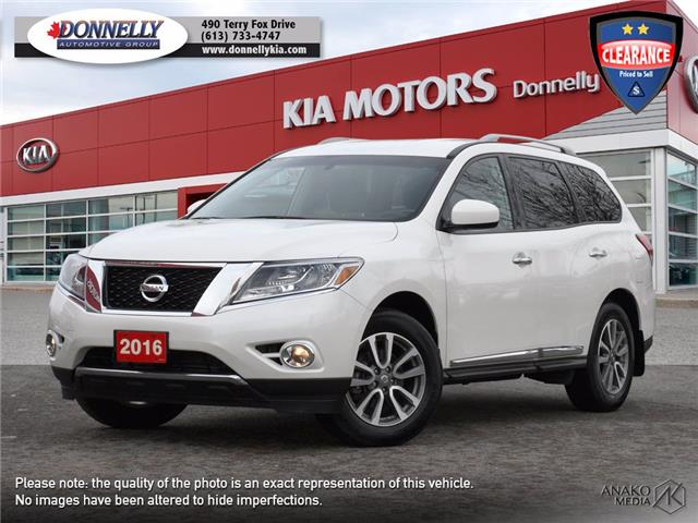 2016 Nissan Pathfinder  (Stk: KU2483) in Ottawa - Image 1 of 30