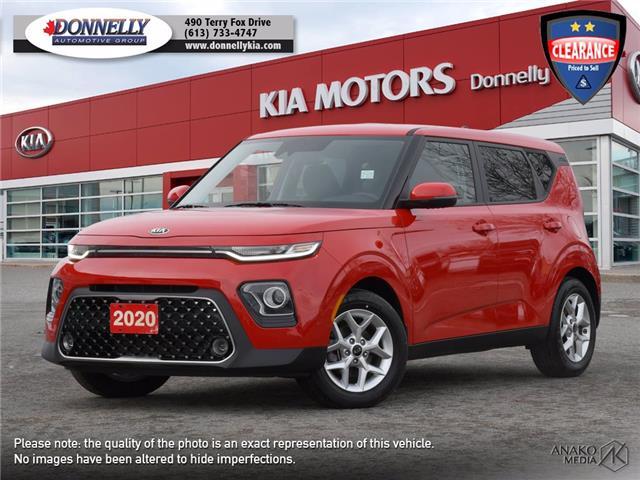 2020 Kia Soul EX (Stk: KU2480) in Ottawa - Image 1 of 26