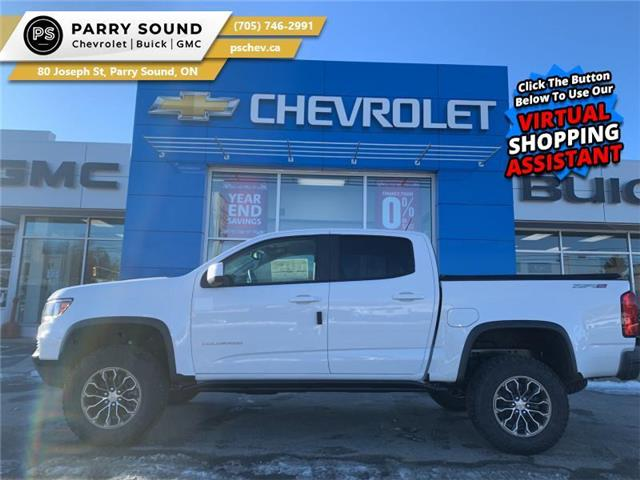 2021 Chevrolet Colorado ZR2 (Stk: 21-089) in Parry Sound - Image 1 of 20