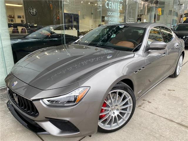 2021 Maserati Ghibli S Q4 GranSport (Stk: 76MA) in Toronto - Image 1 of 30