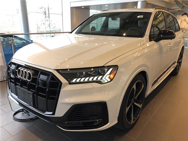 2021 Audi SQ7 4.0T (Stk: 210286) in Toronto - Image 1 of 5