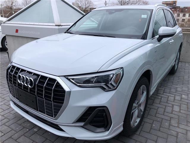 2021 Audi Q3 45 Progressiv (Stk: 210294) in Toronto - Image 1 of 5