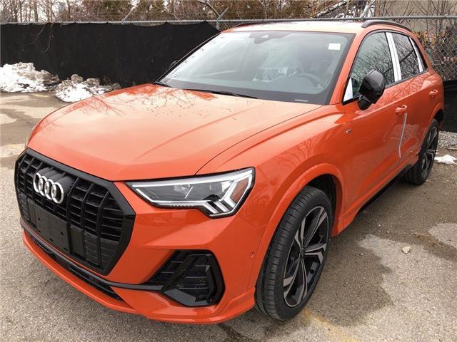 2021 Audi Q3 45 Technik (Stk: 210292) in Toronto - Image 1 of 5