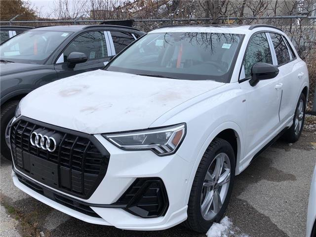 2021 Audi Q3 45 Technik (Stk: 210194) in Toronto - Image 1 of 5