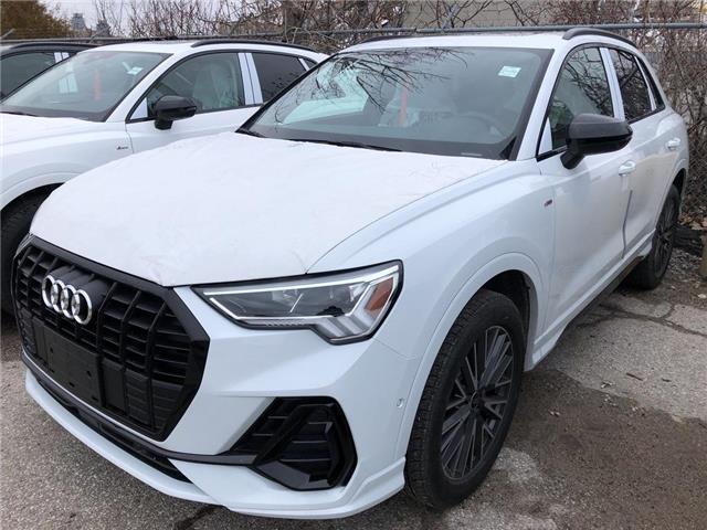 2021 Audi Q3 45 Technik (Stk: 210305) in Toronto - Image 1 of 5