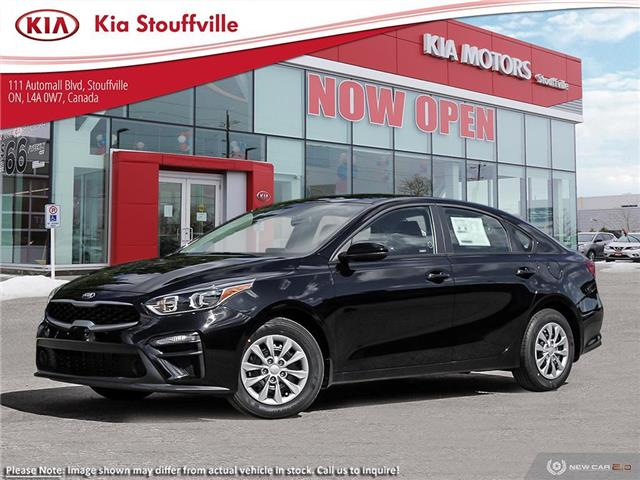 2021 Kia Forte LX (Stk: 21170) in Stouffville - Image 1 of 23