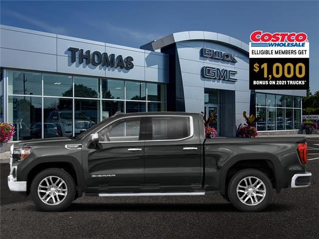 2021 GMC Sierra 1500 SLT (Stk: T45019) in Cobourg - Image 1 of 1