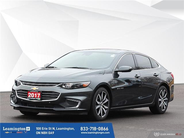 2017 Chevrolet Malibu 1LT (Stk: U4617) in Leamington - Image 1 of 30