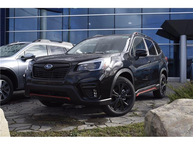 2021 Subaru Forester Sport (Stk: SM215) in Ottawa - Image 1 of 24