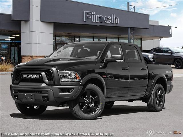2021 RAM 1500 Classic SLT (Stk: 100322) in London - Image 1 of 24