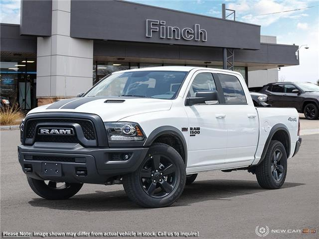 2021 RAM 1500 Classic SLT (Stk: 100346) in London - Image 1 of 24