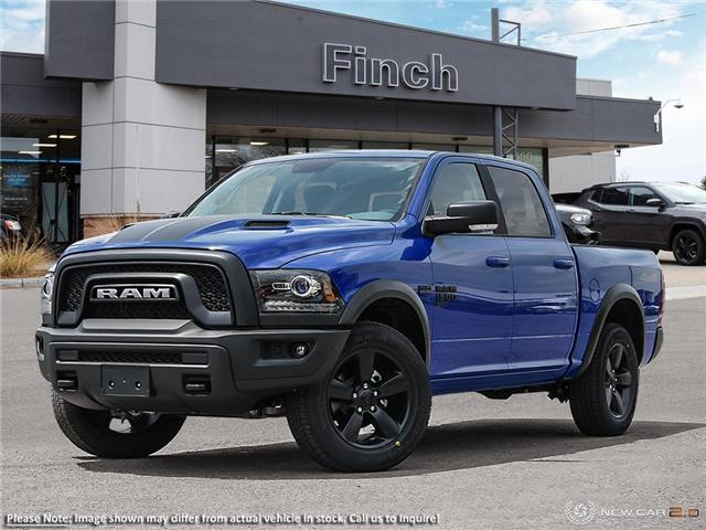 2021 RAM 1500 Classic SLT (Stk: 100375) in London - Image 1 of 24