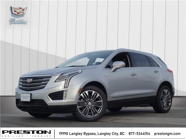 2017 Cadillac XT5 Premium Luxury (Stk: X31211) in Langley City - Image 1 of 28