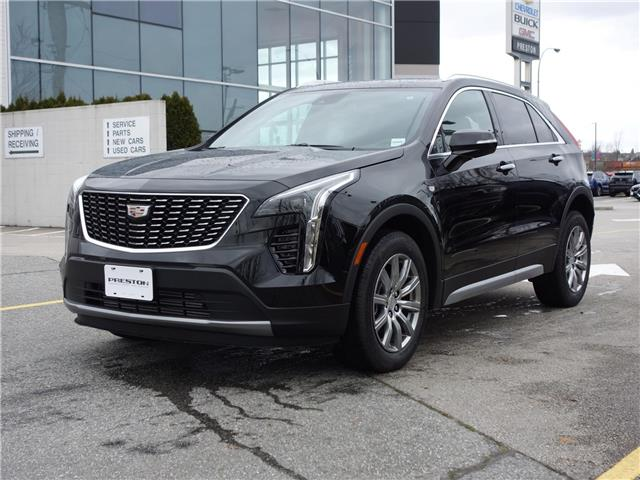 2021 Cadillac XT4 Premium Luxury (Stk: 1202250) in Langley City - Image 1 of 6