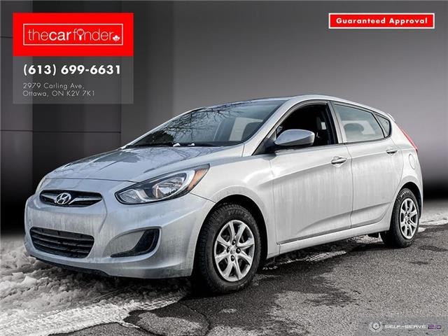 2012 Hyundai Accent GL (Stk: ) in Ottawa - Image 1 of 25