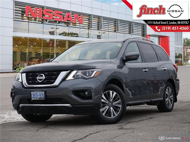 2020 Nissan Pathfinder SL Premium (Stk: 06536-A) in London - Image 1 of 27