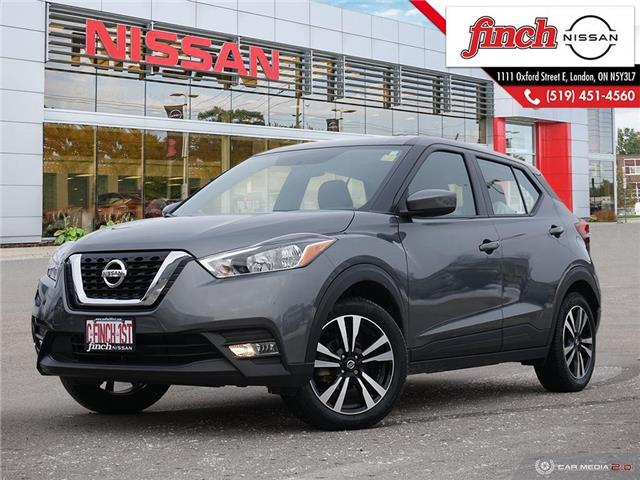 2019 Nissan Kicks SV (Stk: 03065-L) in London - Image 1 of 27