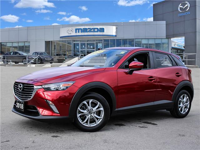 2018 Mazda CX-3 50th Anniversary Edition (Stk: LT1045) in Hamilton - Image 1 of 27