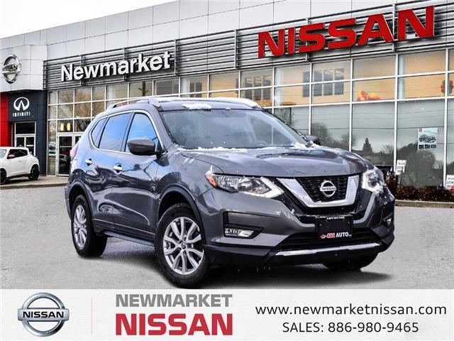 2017 Nissan Rogue SV (Stk: 20R285A) in Newmarket - Image 1 of 22