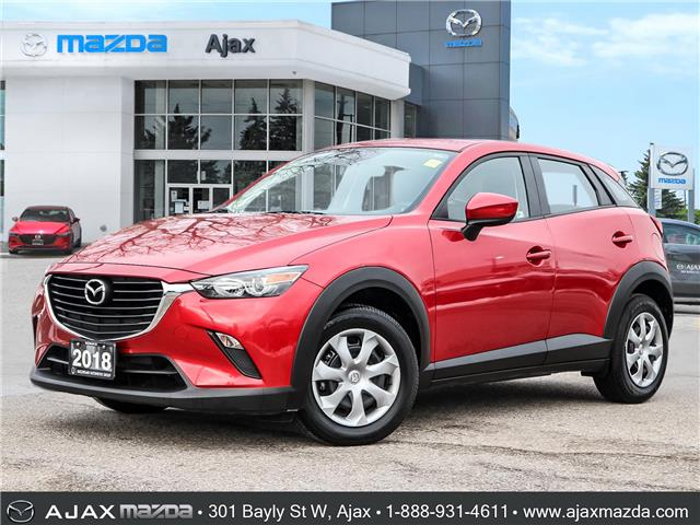 2018 Mazda CX-3 GX (Stk: P5685) in Ajax - Image 1 of 27