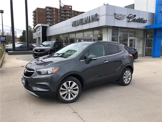 2017 Buick Encore Preferred (Stk: 21002A) in Chatham - Image 1 of 17