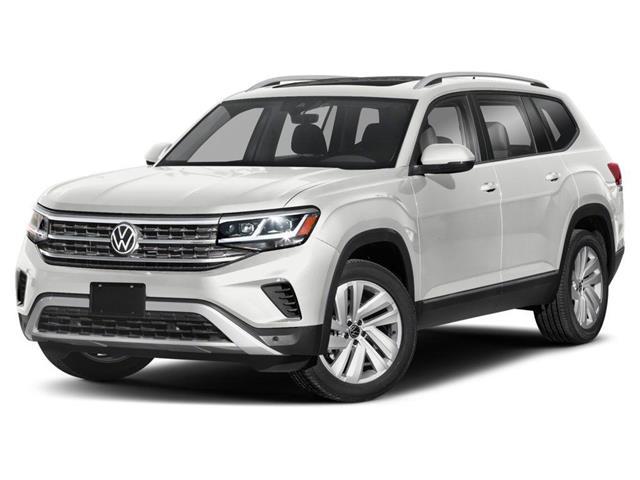 2021 Volkswagen Atlas 3.6 FSI Execline (Stk: AT21595) in Brantford - Image 1 of 9