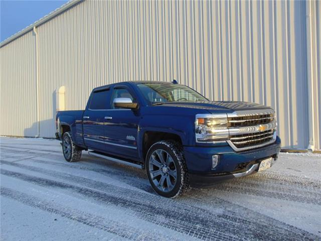 2018 Chevrolet Silverado 1500 High Country (Stk: CU66301) in St. John\'s - Image 1 of 21