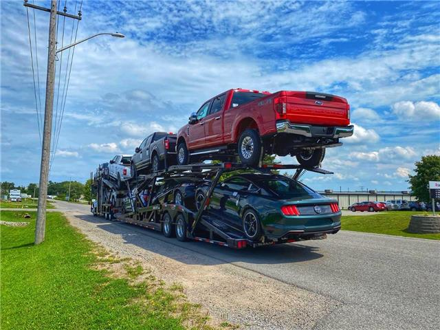2021 Ford F-150 Lariat (Stk: A35579) in Midland - Image 1 of 1