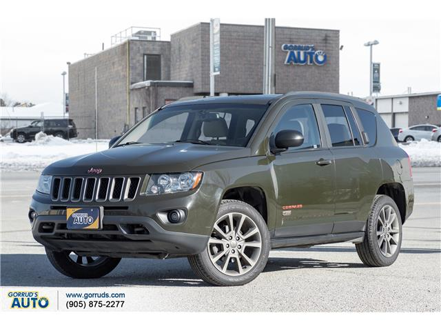 2017 Jeep Compass Sport/North (Stk: 173711) in Milton - Image 1 of 19