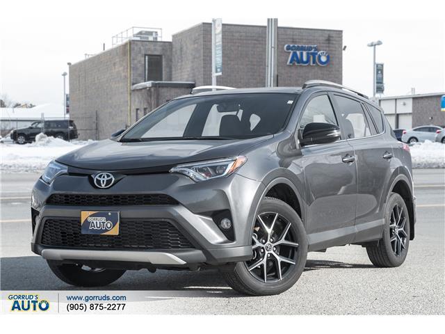 2016 Toyota RAV4 SE (Stk: 499450) in Milton - Image 1 of 21
