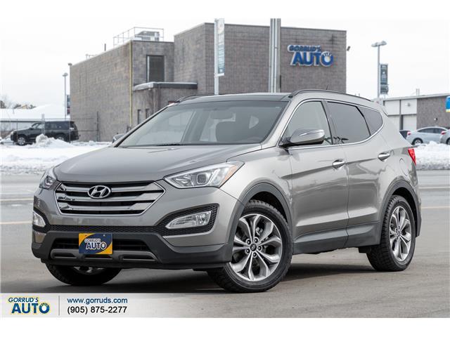 2016 Hyundai Santa Fe Sport 2.0T Limited (Stk: 337376) in Milton - Image 1 of 23