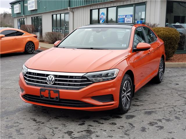 2019 Volkswagen Jetta 1.4 TSI Highline (Stk: 10977) in Lower Sackville - Image 1 of 26