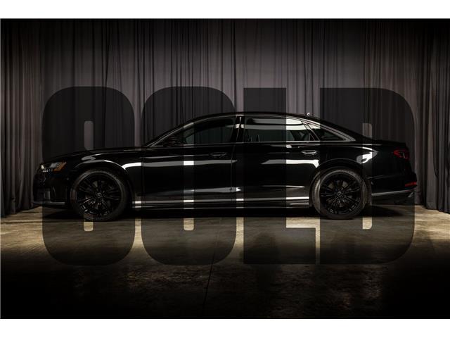 2019 Audi A8 L 55 (Stk: VU0541) in Calgary - Image 1 of 22