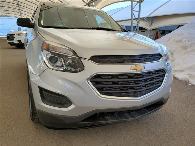2017 Chevrolet Equinox LS 2GNALBEK6H1514248 143718 in AIRDRIE