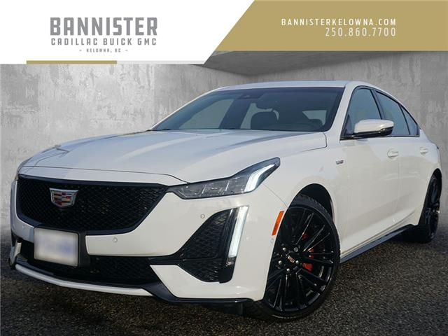 2020 Cadillac CT5 V-Series (Stk: 20-841) in Kelowna - Image 1 of 4