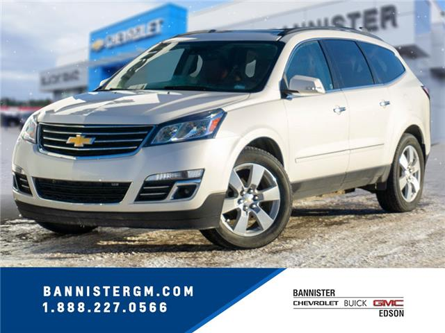 2015 Chevrolet Traverse LTZ (Stk: 20-231A) in Edson - Image 1 of 16