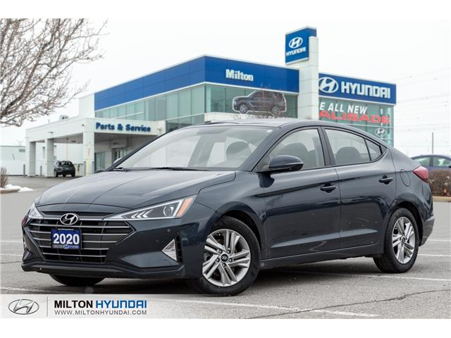 2020 Hyundai Elantra Preferred (Stk: 001859) in Milton - Image 1 of 20