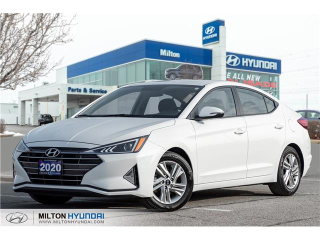 2020 Hyundai Elantra Preferred (Stk: 994398) in Milton - Image 1 of 20