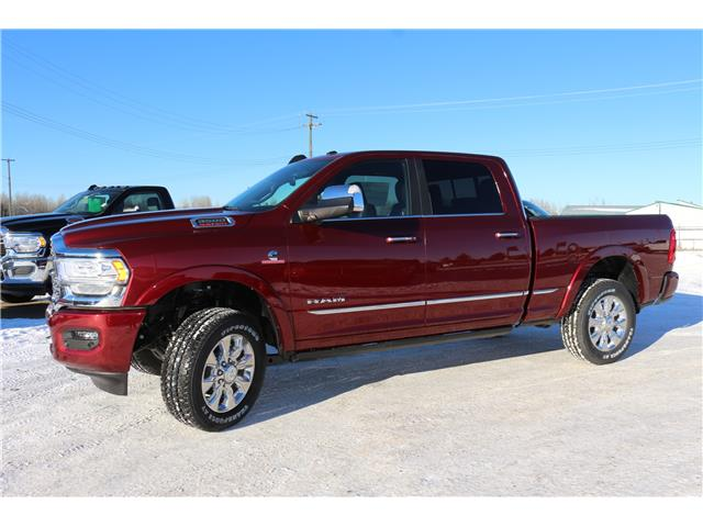 2020 RAM 3500 Limited (Stk: LT049) in Rocky Mountain House - Image 1 of 30