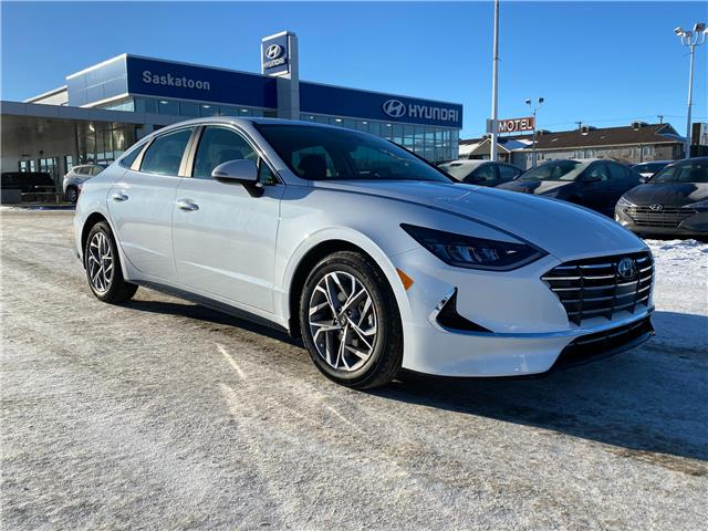 2021 Hyundai Sonata Preferred (Stk: 50153) in Saskatoon - Image 1 of 11