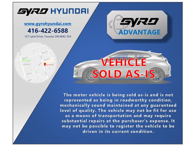 2011 Hyundai Santa Fe GL 3.5 (Stk: H3853A) in Toronto - Image 1 of 1