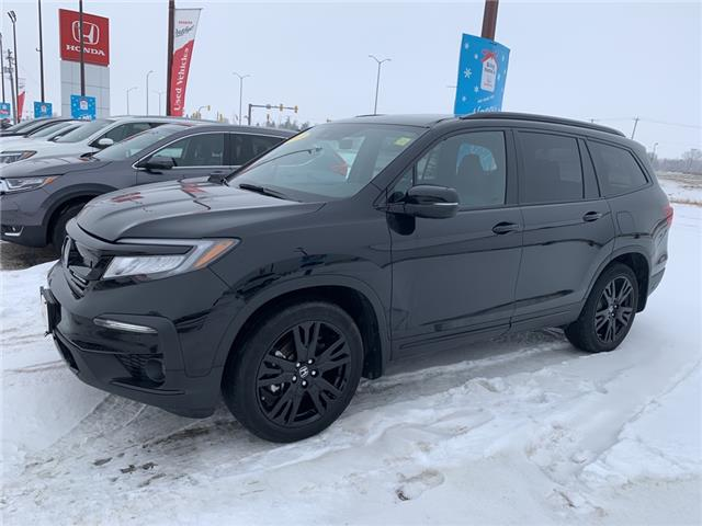 2019 Honda Pilot Black Edition (Stk: H1771) in Steinbach - Image 1 of 22