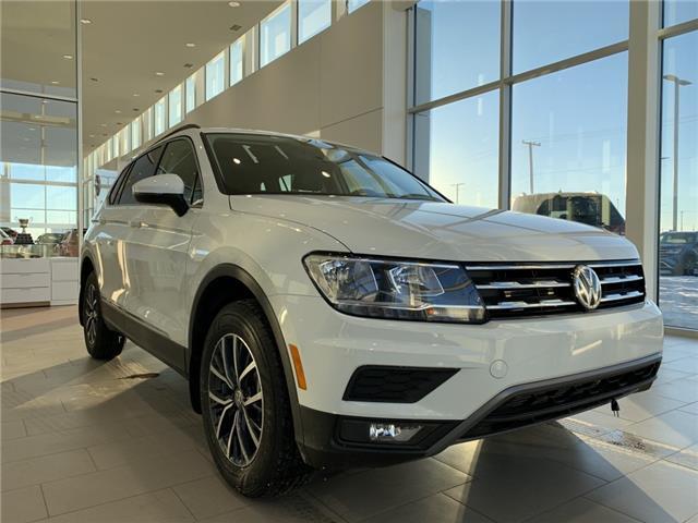 2021 Volkswagen Tiguan Comfortline (Stk: 71062) in Saskatoon - Image 1 of 19