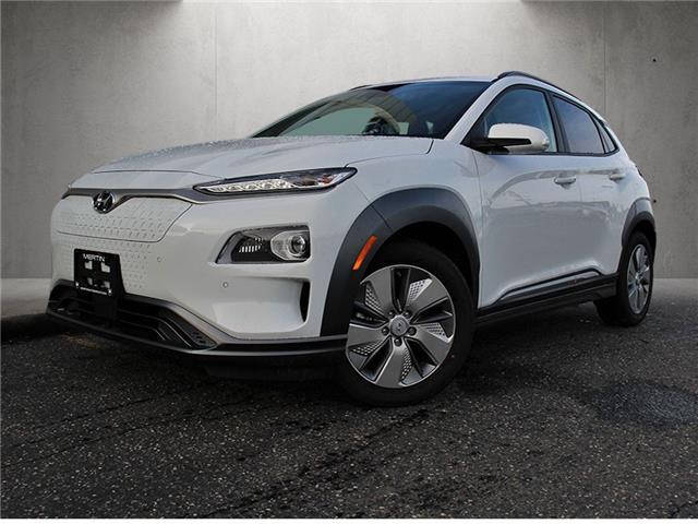 2021 Hyundai Kona EV Preferred (Stk: HB3-0860) in Chilliwack - Image 1 of 10