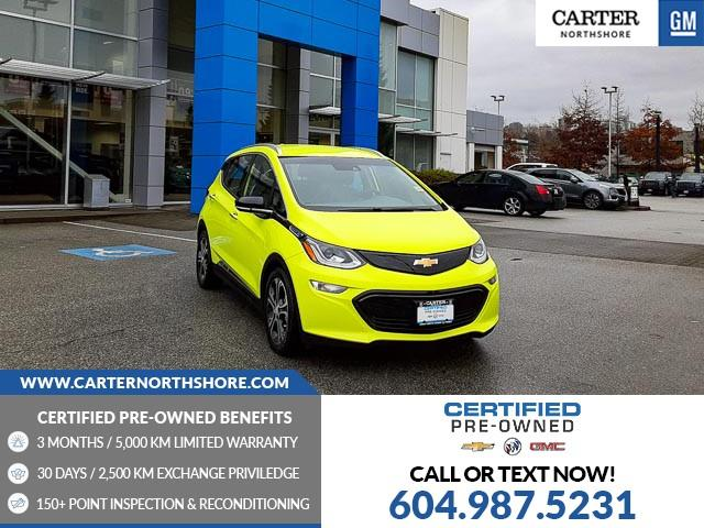 2019 Chevrolet Bolt EV Premier (Stk: 974860) in North Vancouver - Image 1 of 27
