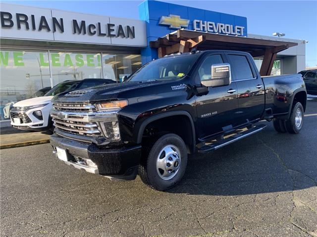 2021 Chevrolet Silverado 3500HD High Country (Stk: M6064-21) in Courtenay - Image 1 of 8