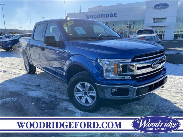 2018 Ford F-150 XLT (Stk: L-2143A) in Calgary - Image 1 of 20