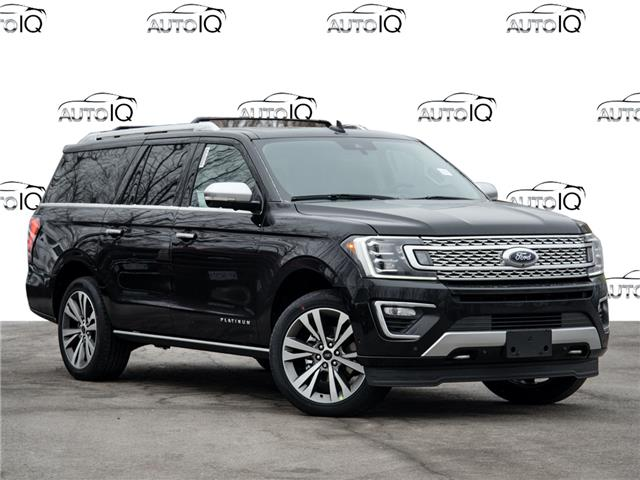 2021 Ford Expedition Max Platinum Black